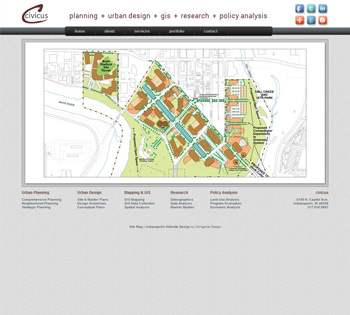 Civicus Planning Website